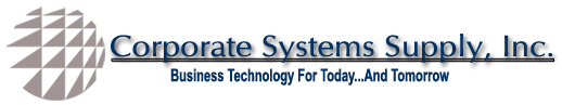 Corporate Systems Supply, Inc. | Business Technology For Today...And Tomorrow
